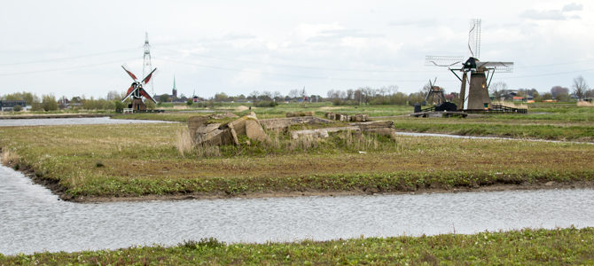 De Bunker van Leiderdorp in de Munnikenpolder