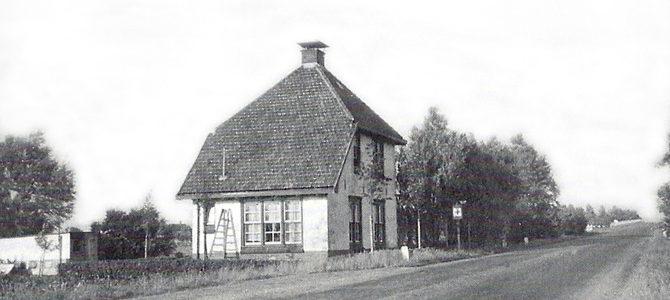 De Oude Spoorbaan achter de Leyhof