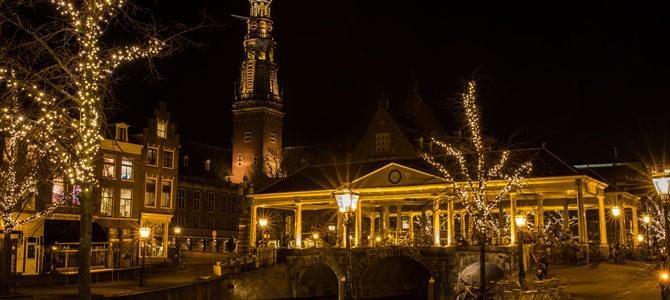 Avondfotografie in Leiden