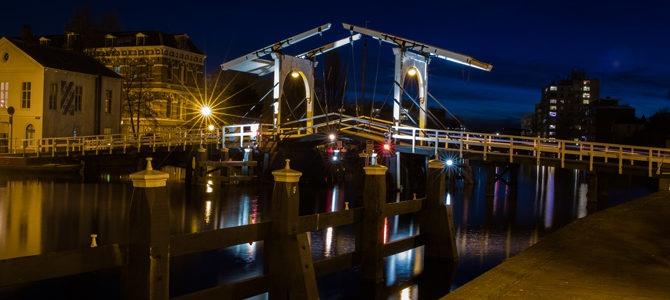 Rembrandtbrug te Leiden
