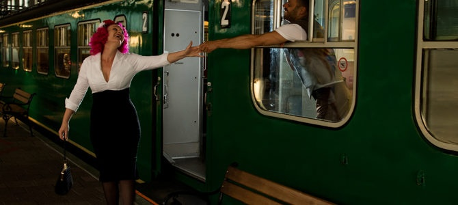 Reizen terug in de tijd in het Spoorwegmuseum